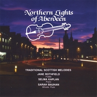 Jane Rothfield | Northern Lights of Aberdeen