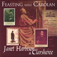 Janet Harbison & Clarsheree | Feasting With Carolan