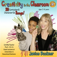 Janice Buckner | Creativity in the Classroom