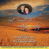 Janice Kapp Perry & Ann Kapp Andersen | Soft Sounds For a Soothing Sunday, Vol. I