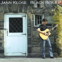 Jann Klose | Black Box EP