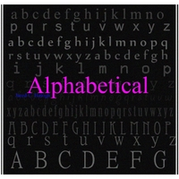 Jared C. Balogh | Alphabetical