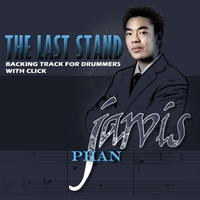 Jarvis Phan | The Last Stand (Backing Track for Drummers) [With Click]