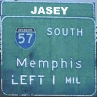 Jasey | 57 South to Memphis
