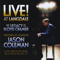 Jason Coleman | Live! at Langdale: The Legacy of Floyd Cramer