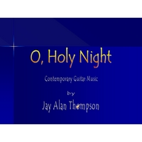 Jay Alan Thompson | O, Holy Night