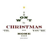 Jaylene Johnson | It Won't Be Christmas 'til You're Home