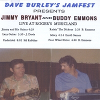 Jimmy Bryant & Buddy Emmons | Dave Burleys Jamfest Live At Rogers Musicland