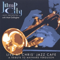 Jump City Jazz Orchestra | Live At Chris' Jazz Cafe