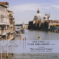 Jan Cole & Yvar Mikas | Flute And Piano