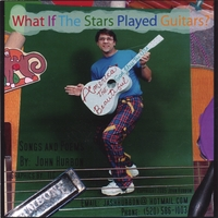 John Hurbon | What If The Stars Played Guitars?