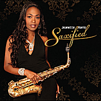 Album Saxified by Jeanette Harris