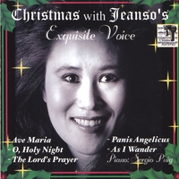 Jeanso Pak | Christmas with Jeanso's Exquistie Voice