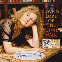 Jennie Avila | Love & Lore of the Civil War