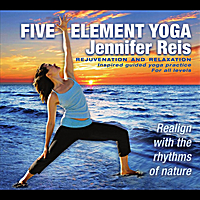 Jennifer Reis | Five Element Yoga: Rejuvenation and Relaxation