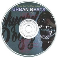 "Jerry Adams | URBAN BEAT ""For The Gangsta In You"""
