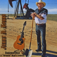 "Jerry D. Hobbs | Bakersfield  A""Workin"" Man's Country"""