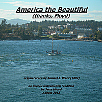 Jerry Hoard | America the Beautiful  (Thanks, Floyd)