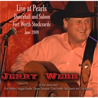 Jerry Webb | Live At Pearls