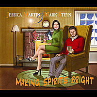 Jessica Martin & Mark Steyn | Making Spirits Bright