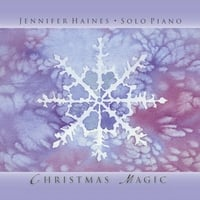 Jennifer Haines | Christmas Magic: Solo Piano