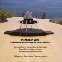 Jill Dreeben & Peter Clemente | Monhegan Suite and Other Musical Journeys