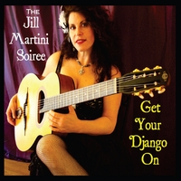 Jill Martini Soiree | Get Your Django On