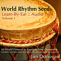 Jim Donovan | World Rhythm Seeds : Learn By Ear Audio Tool