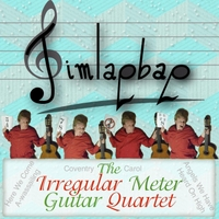 Jimlapbap & Irregular Meter Guitar Quartet | Here We Come A-Wassailing / Coventry Carol / Angels We Have Heard On High