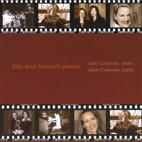Julie Coleman and Janet Coleman | Bits and Concert Pieces