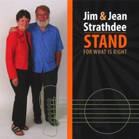 Jim & Jean Strathdee | Stand For What Is Right