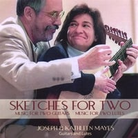 Joseph and Kathleen Mayes | Sketches For Two