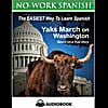 Jean Marc Berne: Yaks March on Washington, No-Work Spanish Audiobook 1