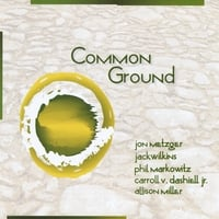 Jon Metzger | Common Ground