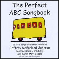 Jeffrey McFarland-Johnson | The Perfect ABC Songbook