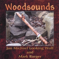 Jan Michael Looking Wolf & Mark Barger | Woodsounds