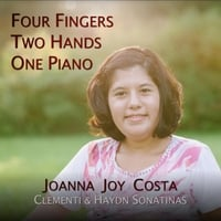 Joanna Joy Costa | Four Fingers, Two Hands, One Piano
