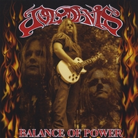 The Joe Davis Band | The Balance of Power