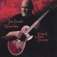 Joe Jewell Quartet | Every Note Counts