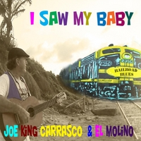 Joe King Carrasco & El Molino | I Saw My Baby