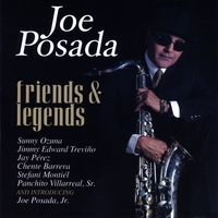 Joe Posada | Friends & Legends