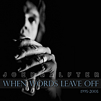 Joerg Alfter | When Words Leave Off