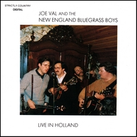 Joe Val & The New England Bluegrass Boys | Live in Holland
