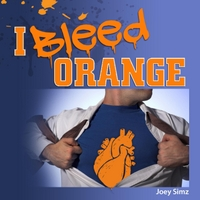 Joey Simz | I Bleed Orange