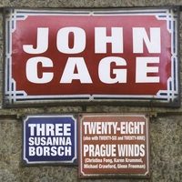 John Cage | Three, Twenty-Eight, Fifty-Four, Fifty-Seven
