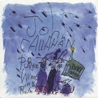 John Callahan | Purple Winos in the Rain