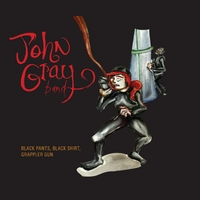 John Gray Band | Black Pants, Black Shirt, Grappler Gun