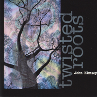 Edgar's Place Coffee House Presents John Kimsey & Twisted Roots Trio on April 11