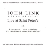 John Link Vocal Quintet | Live at Saint Peter's