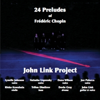 John Link Project | 24 Preludes of Frédéric Chopin
